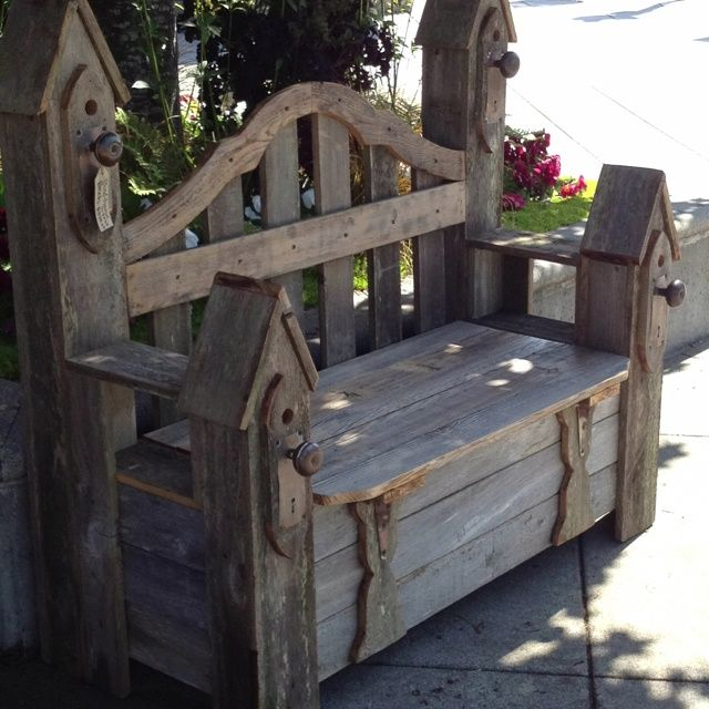outdoor benches | Garden bench Like our Facebook page! https://www.facebook.com/pages ...