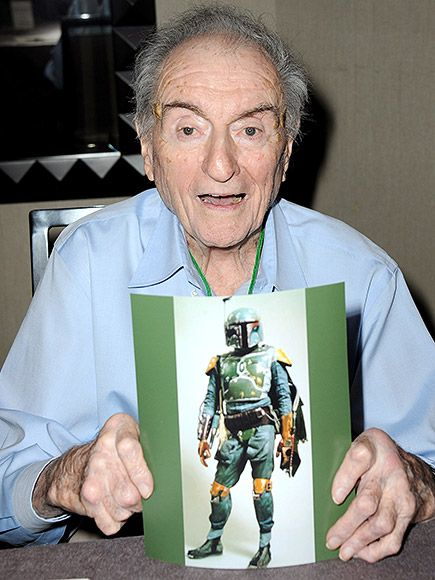 Jason Wingreen The Voice Of Star Wars' Boba Fett Dies At 95
