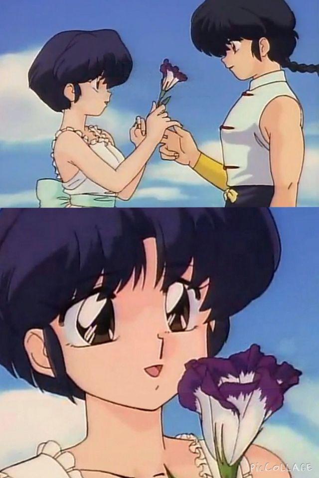 Ahhh Ranma and Akane