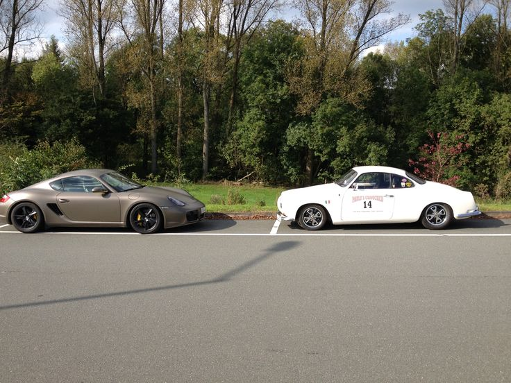 Porsche meets Volkswagen