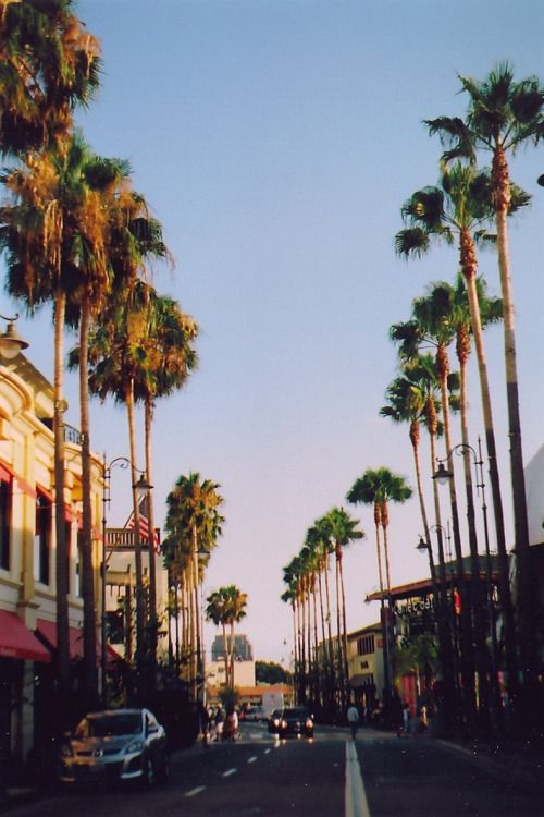 THE BEST TRAVEL PHOTOS — Los Angeles, California