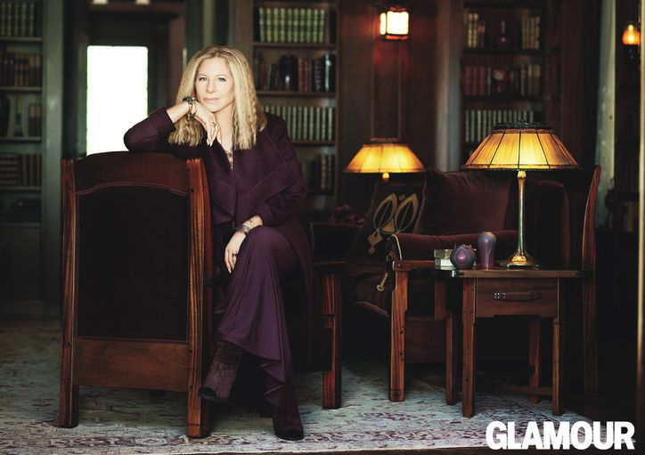 Barbra Streisand Is Glamour's Woman of the Year Lifetime Achievement Winner for 2013