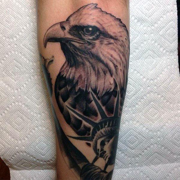 90 Bald Eagle Tattoo Designs For Men American Eagle Tattoos Bald Eagle Tattoos Eagle Head Tattoo Eagle Tattoos