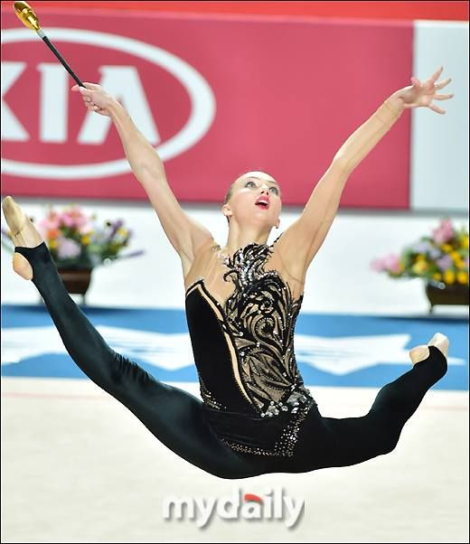 Ganna Rizatdinova (Ukraine), Summer Universiade Korea 2015