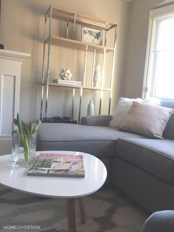 HOME JOY DESIGN | Bright family room
