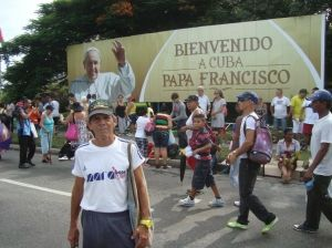 Cuba: Impresiones comunitarias cienfuegueras de la visita del Papa