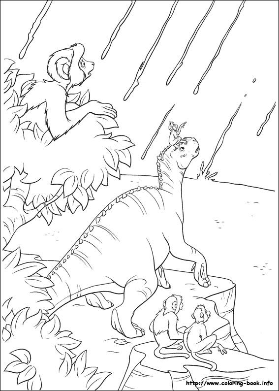 Dinosaure Coloring Picture Dinosaur