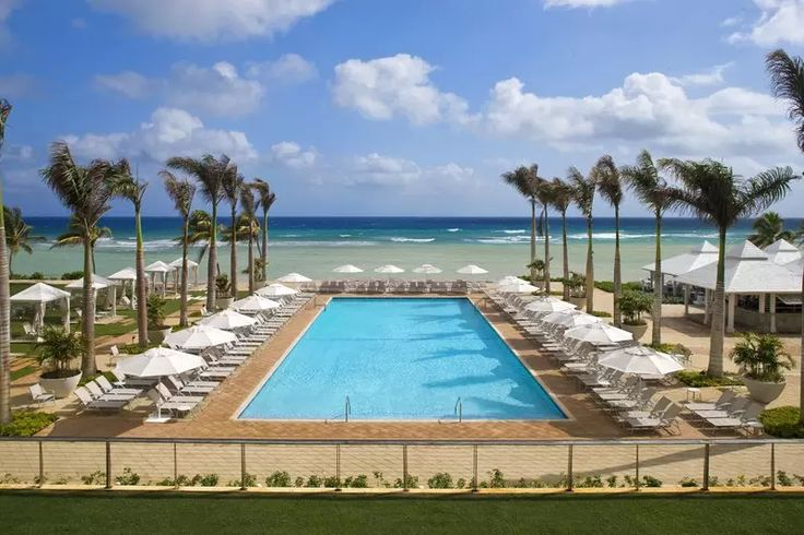 Jamaica Vacations - Hilton Rose Hall Resort and Spa - All Inclusive - This beachfront resort offers the unparalleled benefits of the Hilton name: personalized attention, luxury hotel stays and dream vacations.