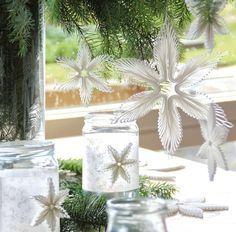 Quilling Ideen und Anleitungen zu Weihnachten                                                                                                                                                                                 Mehr