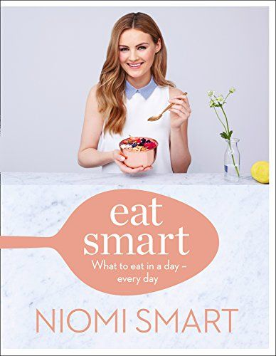 Eat Smart: What to Eat in a Day - Every Day by Niomi Smart www.amazon.co.uk/... smart watches - http://amzn.to/2ifqI9j