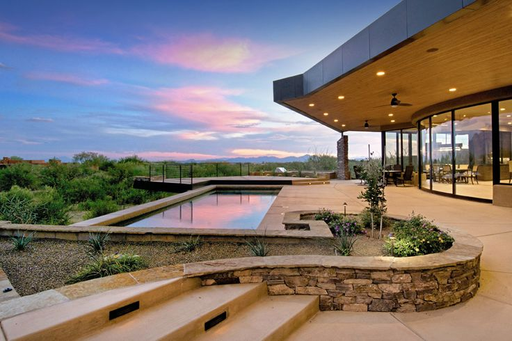 17 best images about southwest contemporary on pinterest - Contemporary southwest home designs ...