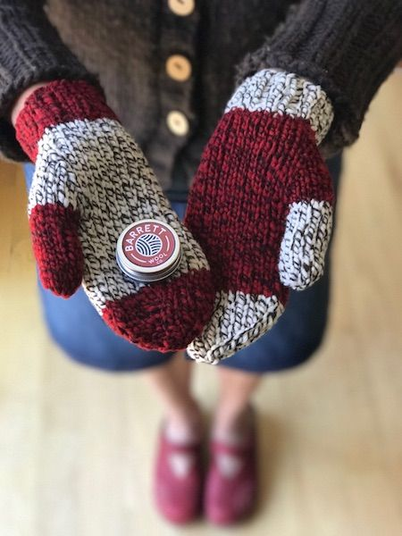 Susan B. Anderson: Mitten Kit Giveaway & a few works in progress