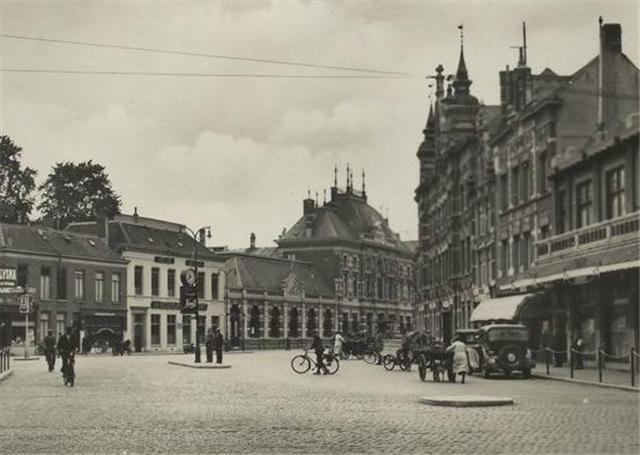Breda. Van Coothplein. 1940.
