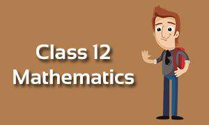 class12 mathematics online classes