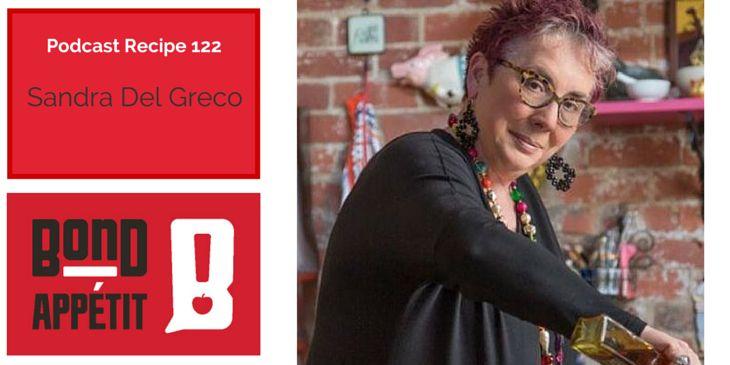 122. La Cucina di Sandra, homemade pasta, finding confidence to cook,and Poverty with Sandra Del Greco