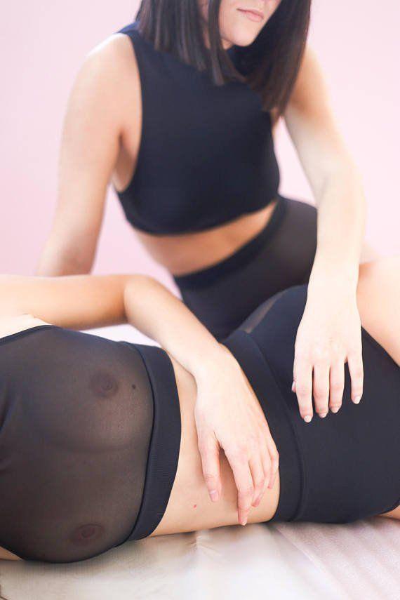 3d2f37de2923 Sheer Bra, See Through Bra, Sports Bra, Bikini Top, Women Lingerie,  Bralette Lingerie, Women Crop Top, Sexy Women Gift, Black Lingerie, Mesh in  2019 ...