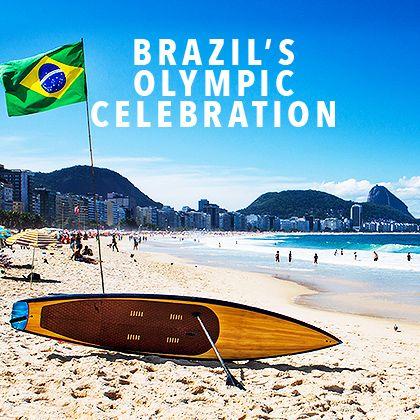 リオオリンピック開催魅惑の国ブラジル特集