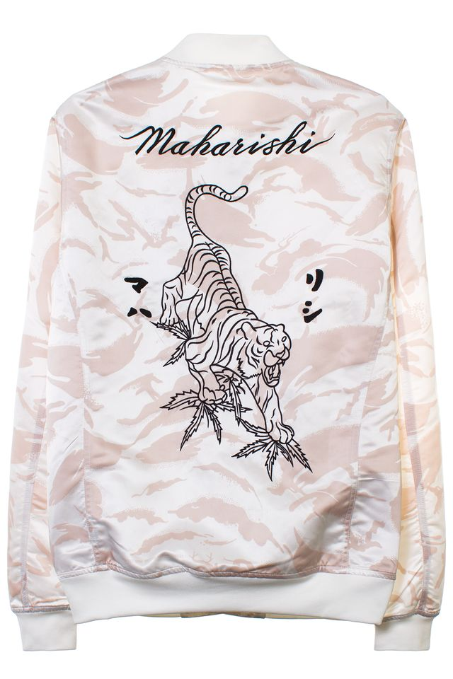 13 best maharishi images on pinterest dragon dragons and kite maharishi camo tour jacket tan and off white colored camo jacket patch on front gumiabroncs Image collections