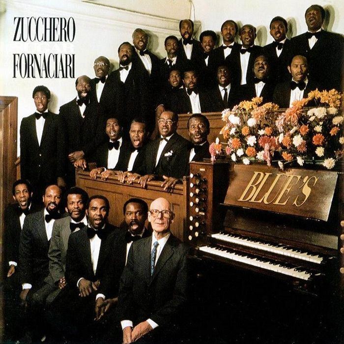 "Zucchero ""Blue's"" (1987 - Polygram)"