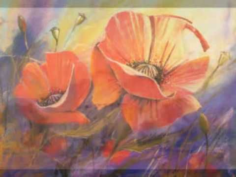 Unusual soft pastel techniques by Tim Fisher - YouTube