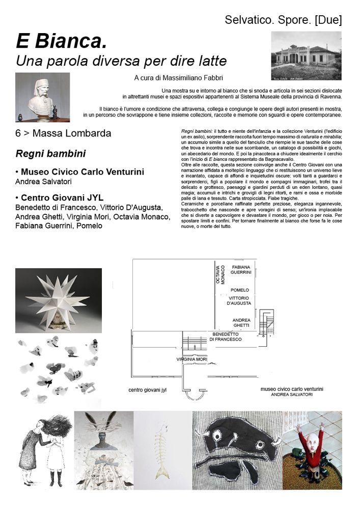 Massa Lombarda/Museo Civico Carlo Venturini e Centro Giovani JYL/Regni bambini