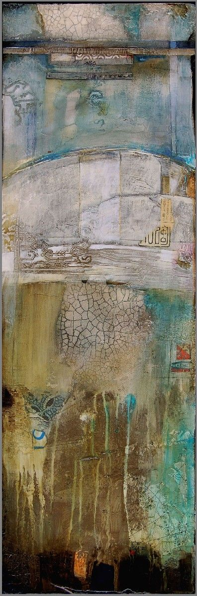 Homage #3 by C.W. Slade - image no longer on site as piece was sold. Other works…