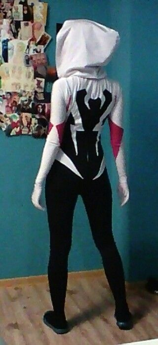 #Cosplay #Spiders - #Spider-Gwen Stacy