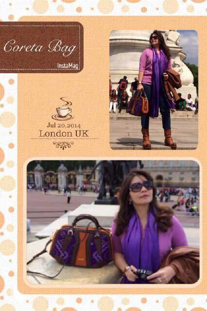 Coreta Bag, London