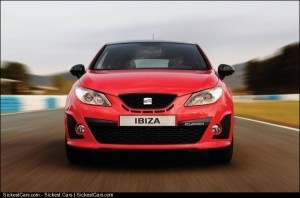 2009 Seat Ibiza Cupra and EcoMotive to Debut in Paris - http://sickestcars.com/2013/06/08/2009-seat-ibiza-cupra-and-ecomotive-to-debut-in-paris/