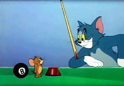 Cue Ball Cat, Tom and Jerry |1950|