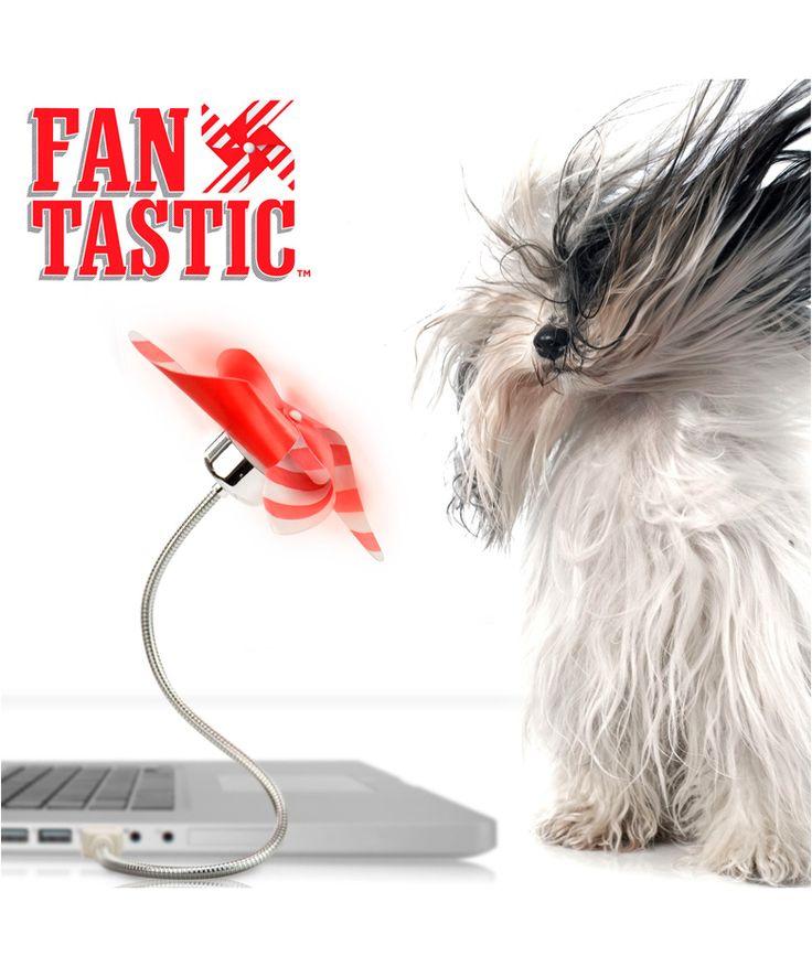 FANtastic - Ventilador USB. $33.000 COP. Cómpralo aquí--> https://www.dekosas.com/productos/mustard-regalos-originales-fantastic-detalle