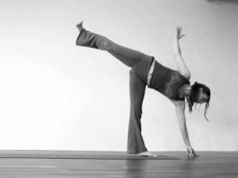 ▶ Prana Flow Vinyasa Yoga with Christine May - YouTube