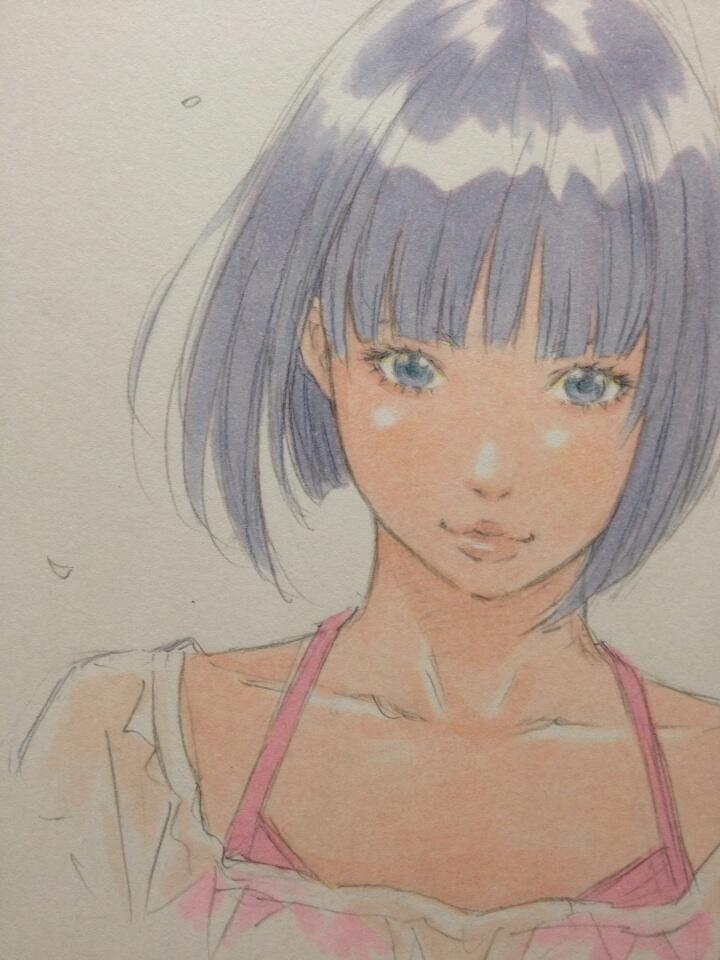 Twitter / EISAKUSAKU : 薫風。