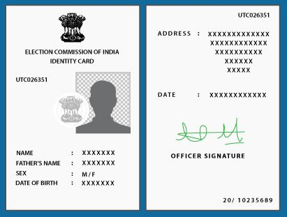 What Is a Voter ID Card? Why Is It Important To Have know at https://www.bankbazaar.com/voter-id.html