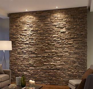 D co pierre id deco pinterest pierre et d co for Lamparas y plafones de pared