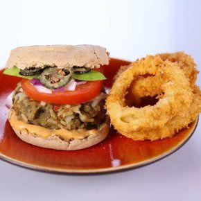 Daphne Oz's Lentil Burger   Food   Pinterest
