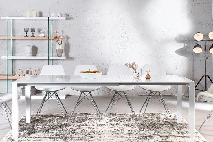 Kúpte si u nás produkt Jedálenský stôl X7 135-175-215cm za akciovú cenu. Rýchle dodanie tovaru, ponúkame výrazné zľavy až do 33 percent!