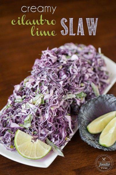 creamy-cilantro-lime-slaw