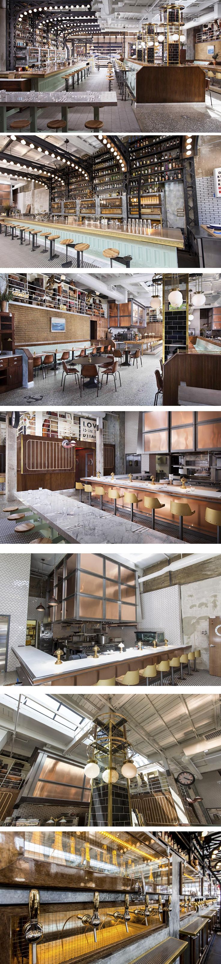 Ironside Fish & Oyster by Basile Studio                                                                                                                                                                                 More