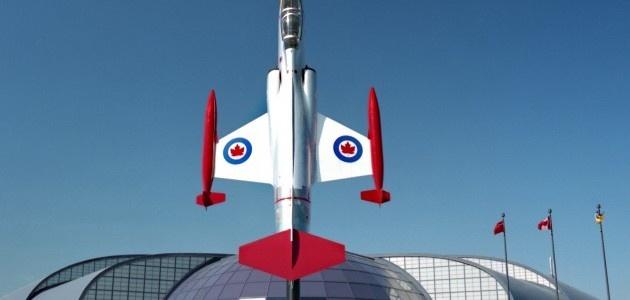 Canadian Warplane Museum.