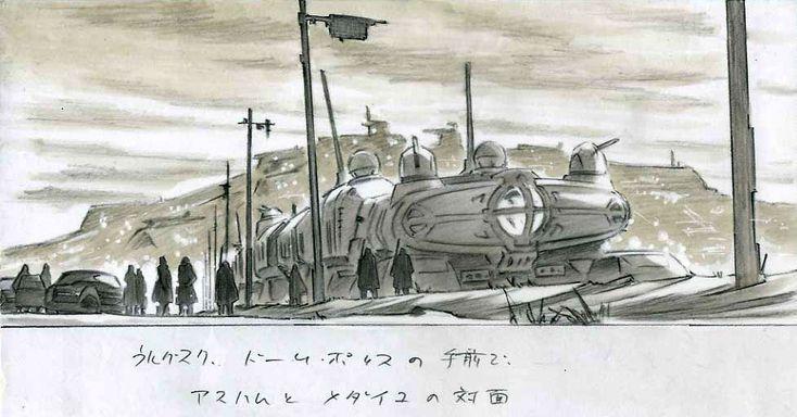 K.G.初期ボード - gallo44 絵日記