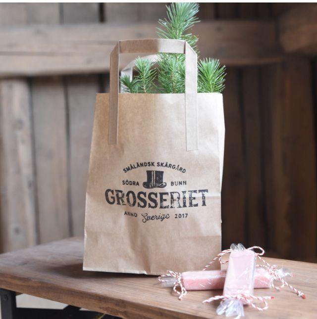 Minigranar @grosseriet #grosseriet #gårdsbutik #jul #christmastime #christmas