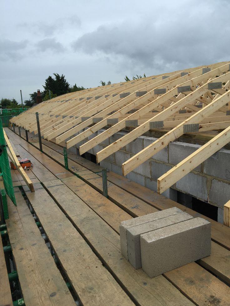 12 best projekt suisse images on pinterest country homes for Barrel roof trusses