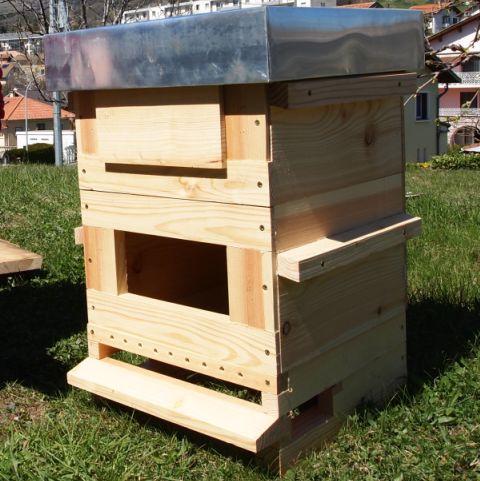 Découvrez tous nos plans gratuit de construction pour réaliser vous-même vos ruches d'abeilles (Warré, Dadant, Langstroth, Kenyane, Tronc etc.)