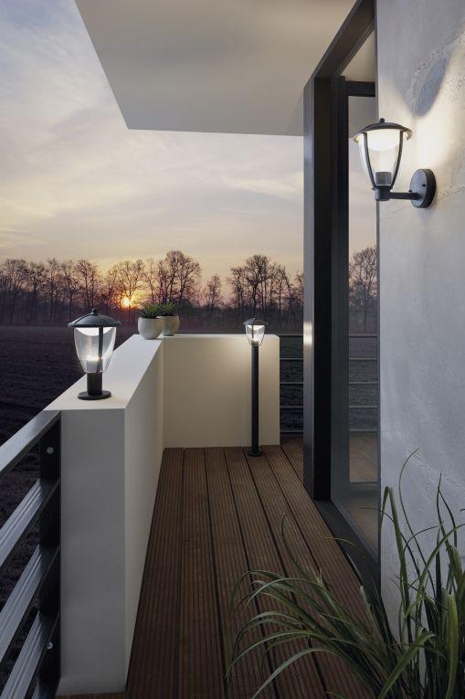 Tuinlantaarn Eglo Outdoor Comunero 96296 - Buitenverlichting - Lamp123.nl
