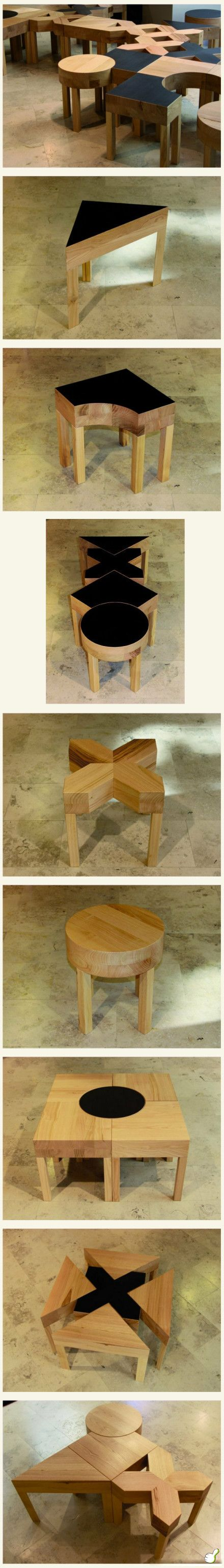 Flexible tables i think i could make these