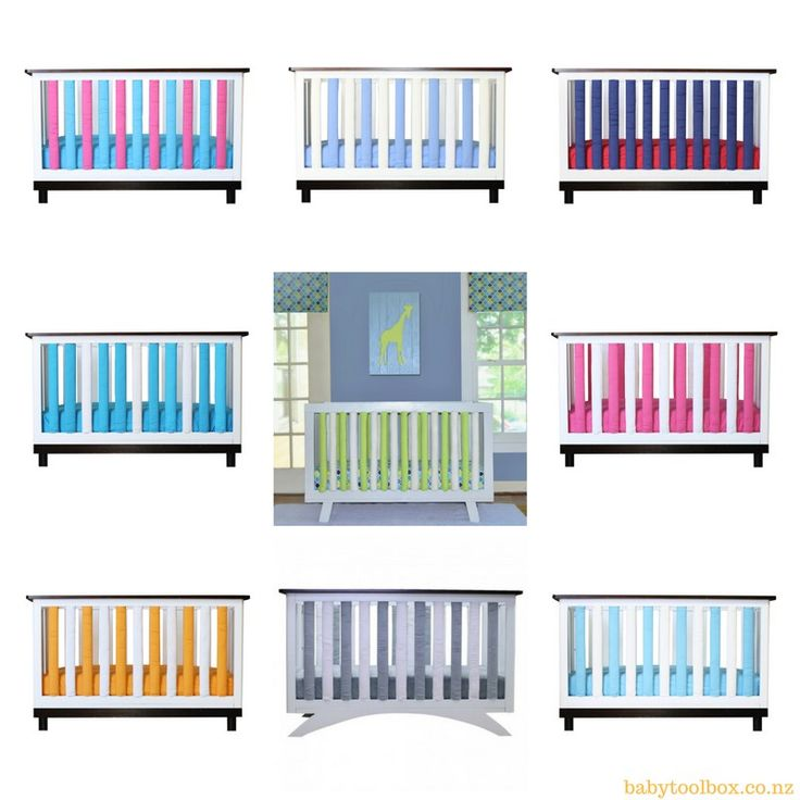 Baby Cot Liners/Baby Crib Liners - Have you seen these? Pure Safety Vertical Crib Liners from Baby Toolbox. They protect your baby by maintaining optimum air flow & are a safe, smart alternative to traditional cot bumpers. They also have a wide range of other baby products, advice & information to make parents lives easier #baby #babies #cribs #cots #bedtime #nurseryfurniture