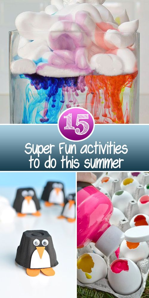 15 Fun And Easy Sewing Projects For Kids: 15 Super Fun Activities To Do This Summer