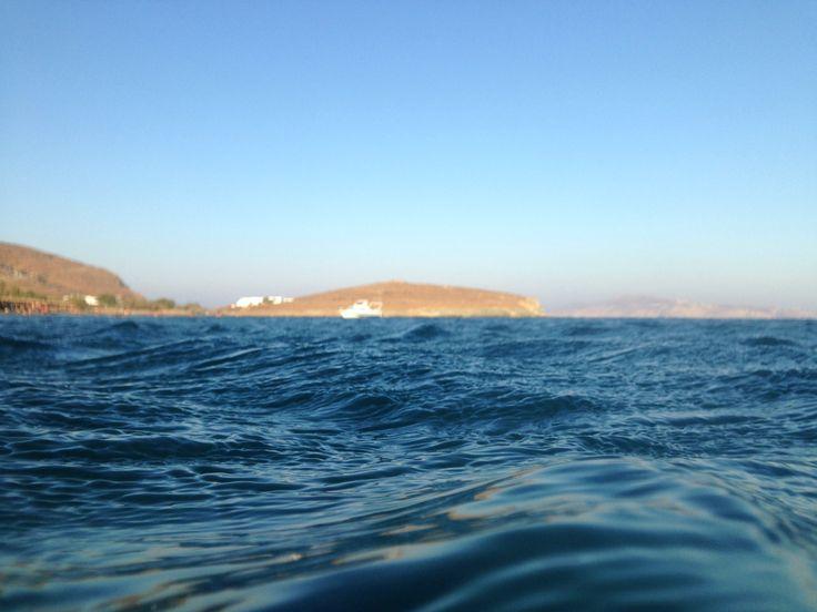 Laouti Beach - Tinos