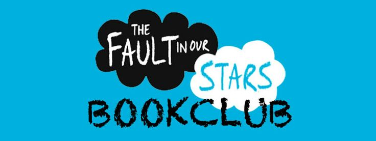Book club ideas of the Fault in Our Stars by John Green. Discussion questions available.